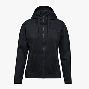 L.HD FZ SWEAT CHROMIA, BLACK, medium