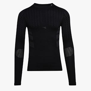 LS T-SHIRT ACT, NOIR, medium