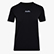 L. SS SKIN FRIENDLY T-SHIRT, SCHWARZ, swatch