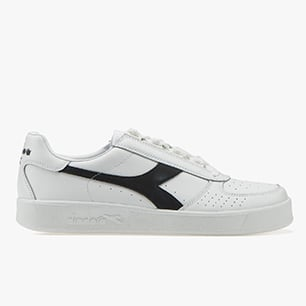 B. ELITE, BLANCO/BLANCO/NEGRO, medium
