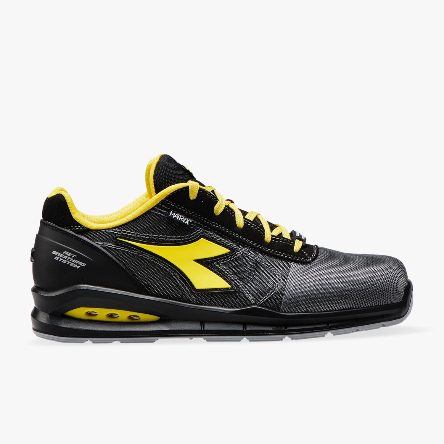 Scarpe antinfortunistiche Diadora Run Net Airbox Geox Low S1P SRC