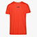 SS T-SHIRT EASY TENNIS, FIESTA RED, swatch