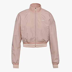 L. TRACK JACKET BARRA, PINK SMOKE, medium