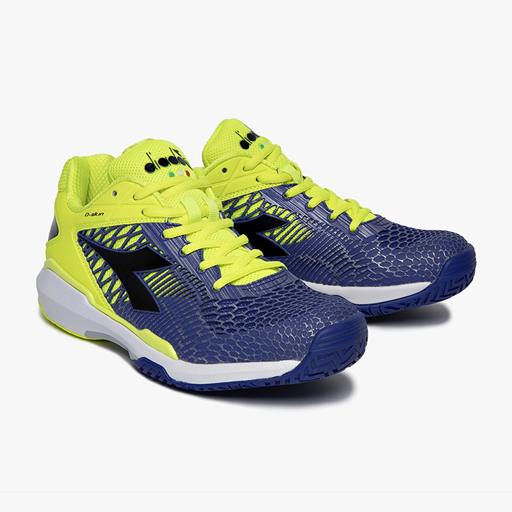 SPEED COMPETITION 5 + AG, FLUO YELLOW DD/ROYAL BLUE/BLK, large