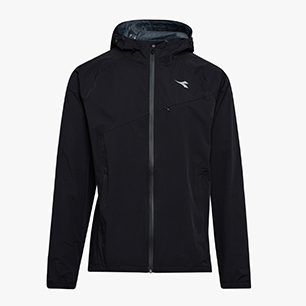 RAIN LOCK JACKET, NEGRO, medium