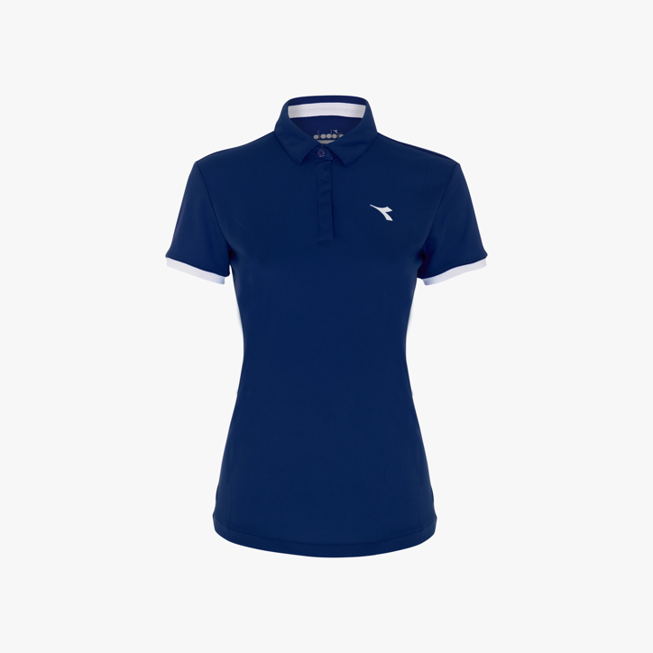 L. POLO COURT, CLASSIC NAVY, large