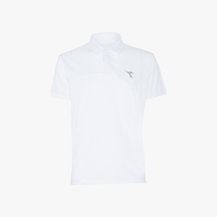 POLO COURT, OPTICAL WHITE, medium