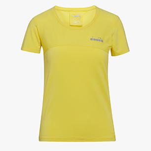 L. SUPER LIGHT SS T-SHIRT, GOLDFINCH, medium