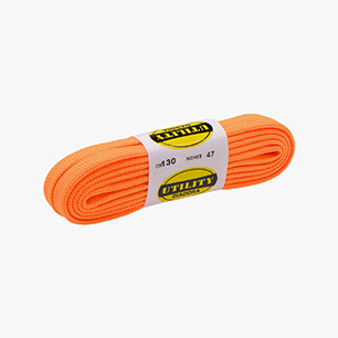 LACES JUMP 130CM, ARANCIONE, medium