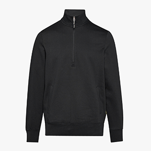 SWEATSHIRT INDUSTRY HZ, SCHWARZ, medium