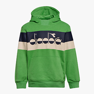 JB.HOODIE SWEAT 5PALLE, FRESH GREEN, medium