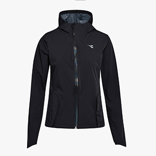 L. RAIN LOCK JACKET, BLACK, medium