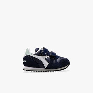 SIMPLE RUN UP TD GIRL, BLEU FONCÉ, medium