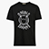 PAURA LOGO T-SHIRT, BLACK, swatch