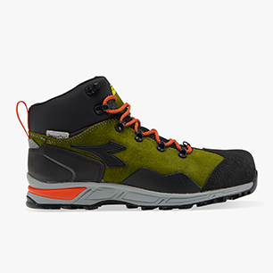 TRAIL SYMPATEX MID S3 HRO WR SRA, GRÜN, medium