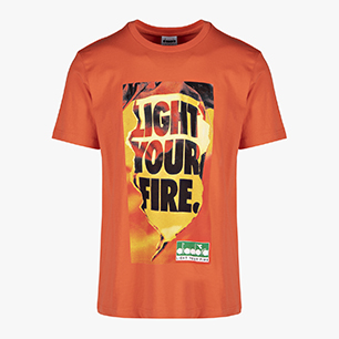T-SHIRT SS LIGHT YOUR FIRE