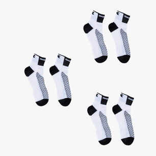 PRE PACK 3 SOCKS RACE, OPTICAL WHITE, medium
