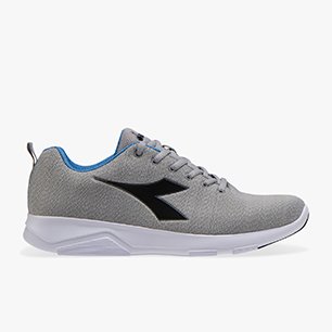 X RUN LIGHT 4, LIGHT GREY/BLACK, medium
