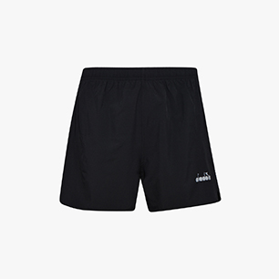 SHORTS MICROFIBER 12,5 CM, NEGRO, medium