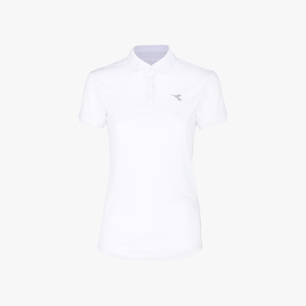 L. POLO COURT, OPTICAL WHITE, medium