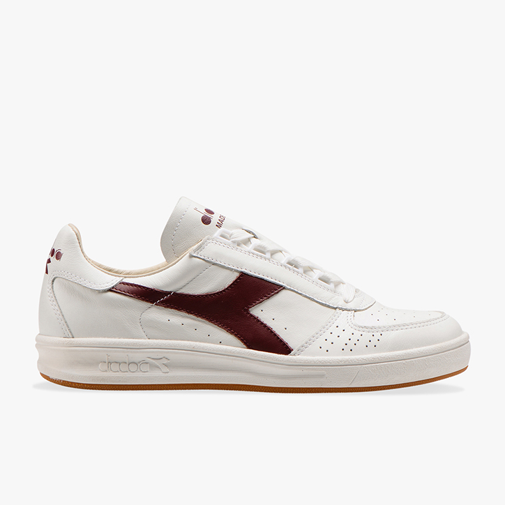 B.ELITE H ITALIA SPORT, WHITE/PORT, large