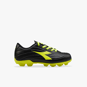 PICHICHI 2 MD JR, BLACK/YELLOW FLUO (C0871), medium