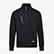 SWEATSHIRT FZ LITEWORK, BLACK, swatch