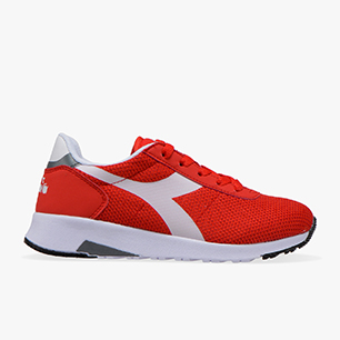 EVO RUN GS, FLAME RED, medium