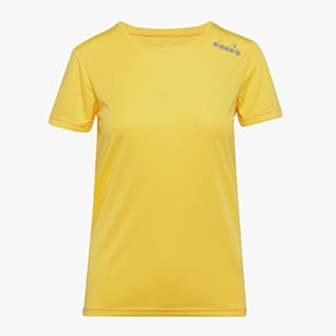L. SS CORE TEE, GOLDFINCH, medium