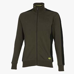 JACKET FL ARMERIC II, MILITARY GREEN/BLACK, medium