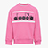 JB.CREWNECK SWEAT 5 PALLE, PINK PASSION, swatch