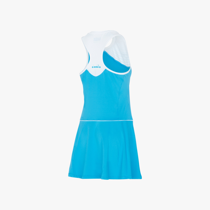 L. DRESS COURT, NEON BLUE, large