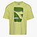 JU. T-SHIRT SS ELEMENTS, GREEN SUNNY LIME, swatch