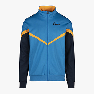 TRACK JACKET OFFSIDE, BLUE MEDITERRANEAN, medium