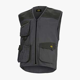 VEST MOVER, STEEL GREY, medium