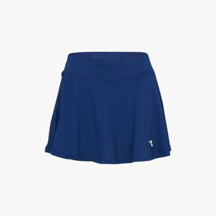 L. SKIRT COURT, AZUL CLÁSICO, medium