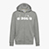 HOODIE FZ 5PALLE, LIGHT MIDDLE GREY MELANGE , swatch