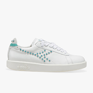 GAME H STUDS W, WHITE, medium