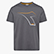 T-SHIRT SS FREGIO CLUB, STORM GREY, swatch