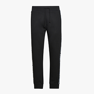 PANT TROFEO, BLACK/BLACK , medium