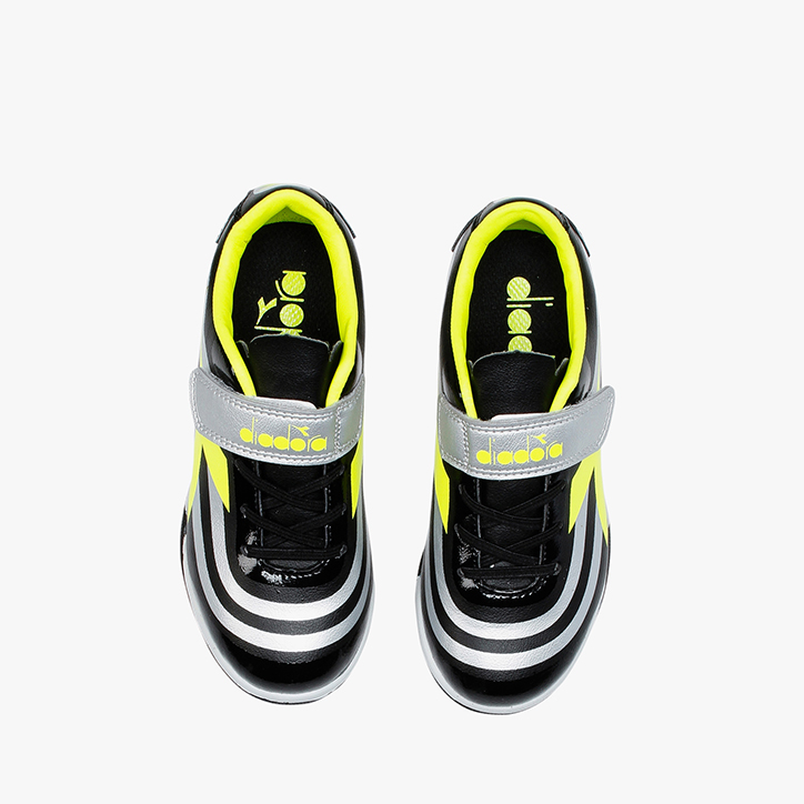 RB10 MARS R TF JR VE, BLACK/YELLOW FL DD/SILVER, large