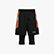 POWER SHORTS BE ONE, BLACK, swatch
