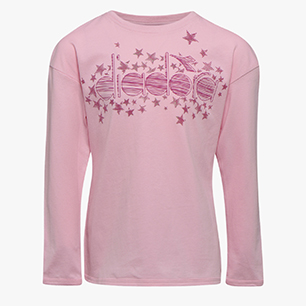 G.LS T-SHIRT 5 PALLE, CAMEO PINK, medium