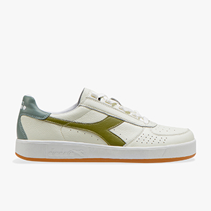 B.ELITE L, WHITE/LIZARD/CHINOIS GREEN, medium