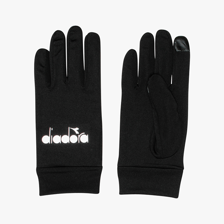 WINTER GLOVES TOUCH, PIRATE BLACK 1, large