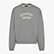 COACH CREWNECK, GRAY MELANGE MIDDLE, swatch