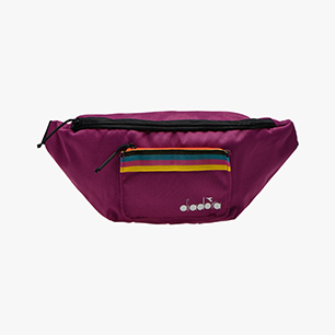 BUMBAG TROFEO, VIOLET BOYSENBERRY, medium