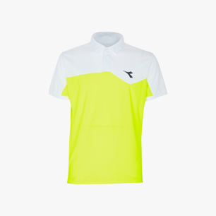 POLO COURT, JAUNE, medium