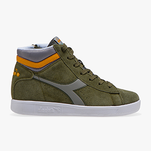 GAME S HIGH GS, BURNT OLIVE GREEN, medium