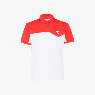 POLO COURT, ROJO, medium